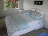 Waiheke Whites Bay: Master bedroom