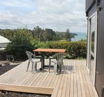 Waiheke Bayview Bungalow (Guest Suite): View from deck