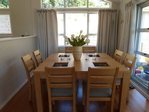 Baywatch Cottage: dining area