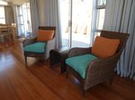 Baywatch Cottage: arm chairs