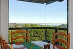 Waiheke Northern Beaches: View from dining room table