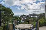 Waiheke Como Exec: View from apartment patio