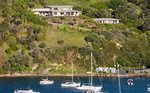 Waiheke Kowhai Suite: View from the water