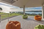 Waiheke Baywatch Estate: View from lounge