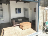 Waiheke Onetangi on the Beach: Living Area