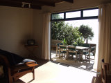 Waiheke Onetangi on the Beach: Lounge looking out