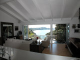 Waiheke Bella Vista: View from kitchen