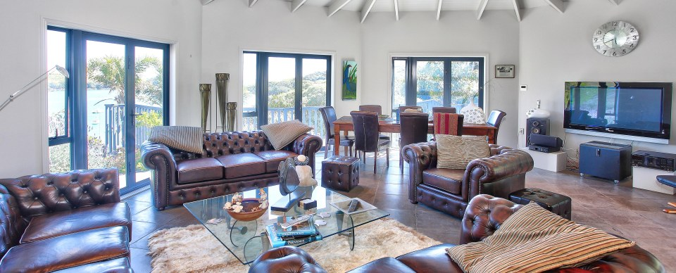 Luxury Waiheke accommodation