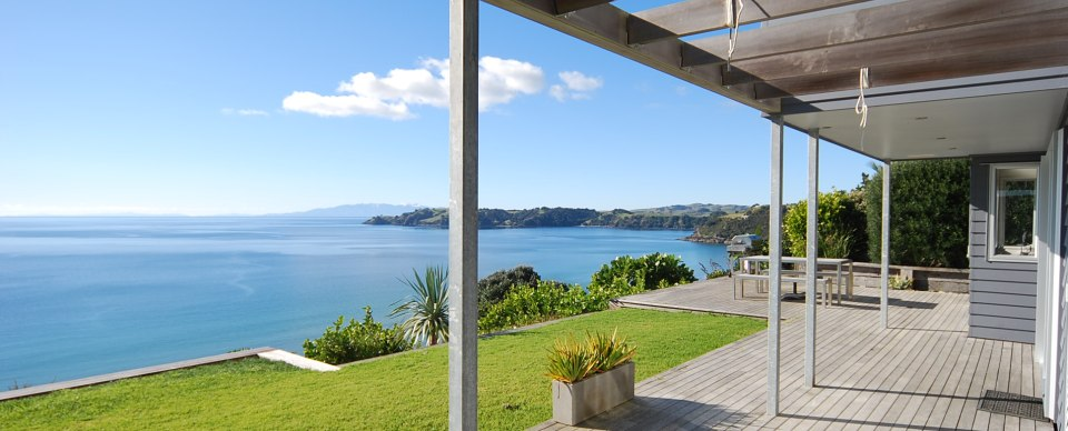 Waiheke Island accommodation