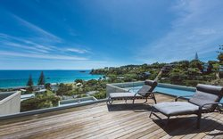 PALM BEACH LODGE - Totara Apartment, Palm Beach, Waiheke