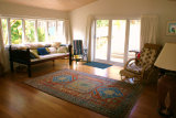 Waiheke Kiwi View Cottage: Lounge