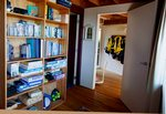 Waiheke Picnic Bay Hideaway: Books and games