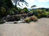 Waiheke Island Dream Cottage: Patio